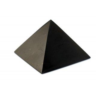 Schungit Pyramide poliert 5cm