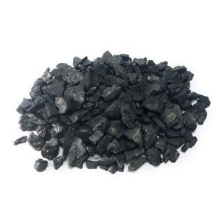 Schungit Edelschungit 80-97% kleine Steine 50g