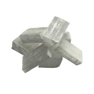 Selenit Wassersteine 100g Rohsteine