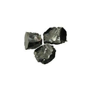 Edelschungit 9-11 Gramm Variationen 3 Steine